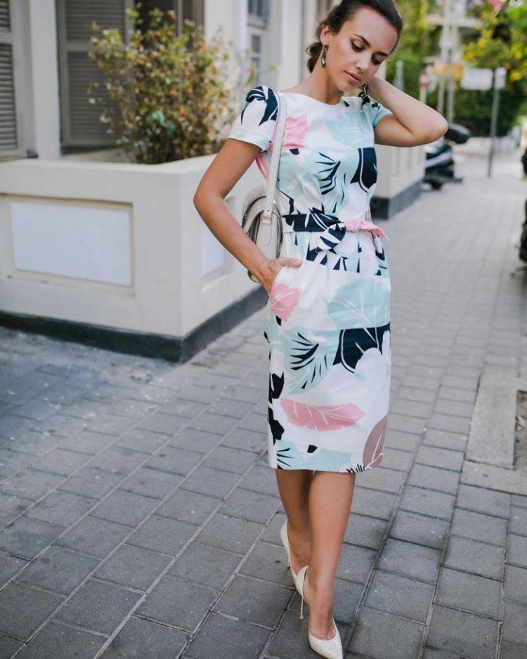 08ebb2b6b4b99f Літні сукні для жінок після 40 років: 20 стильних образів | Тутка